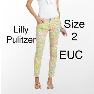 Lilly Pulitzer skinny mini zip worth chin chin 2